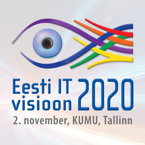 Eesti IT visioon conference logo design