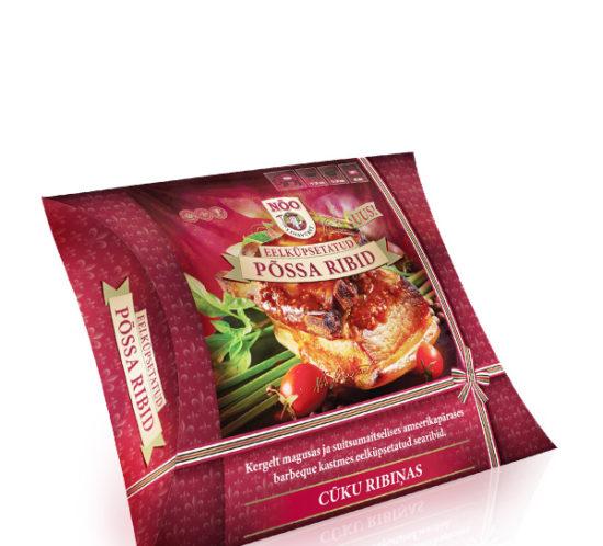 LIHAVURST brand pillow pack design
