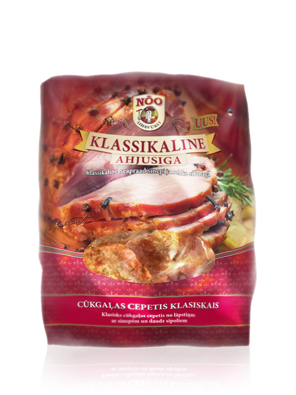 LIHAVURST frozen chicken brand pack design
