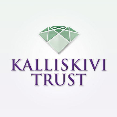 Kalliskivi Trust logo design