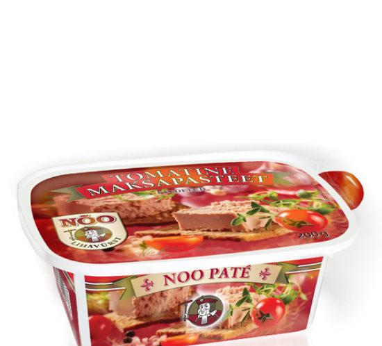 LIHAVURST brand pate pack design