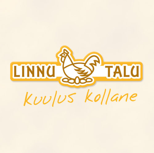 Linnu-Talu logo design and slogan
