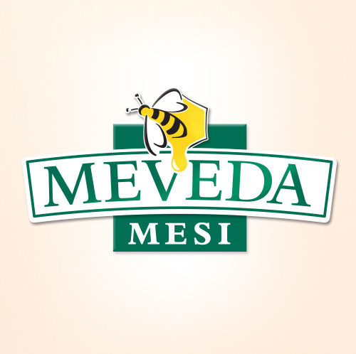 MEVEDA mesi logo design