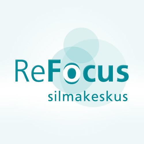 ReFocus logo design