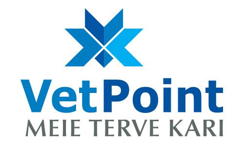 VetPoint logo design slogan